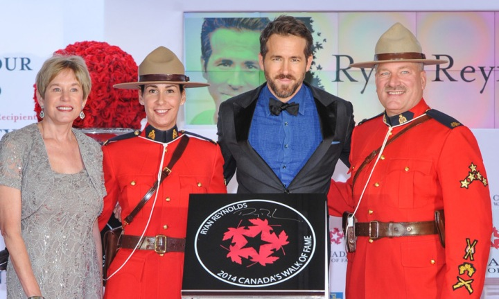 2014 Canada's Walk Of Fame Awards